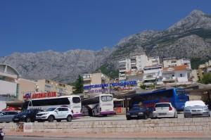 Autobusni kolodvor Makarska