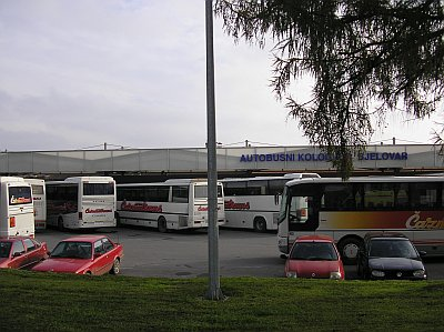 Autobusni kolodvor Bjelovar
