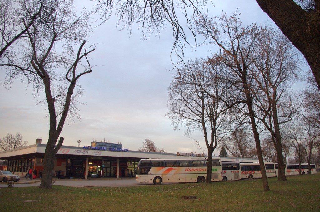 Autobusni kolodvor Slavonski Brod