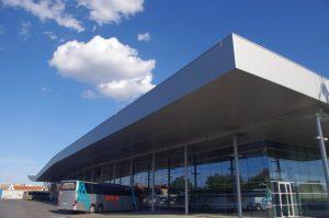 Autobusni kolodvor Osijek