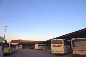 Autobusni kolodvor Vinkovci