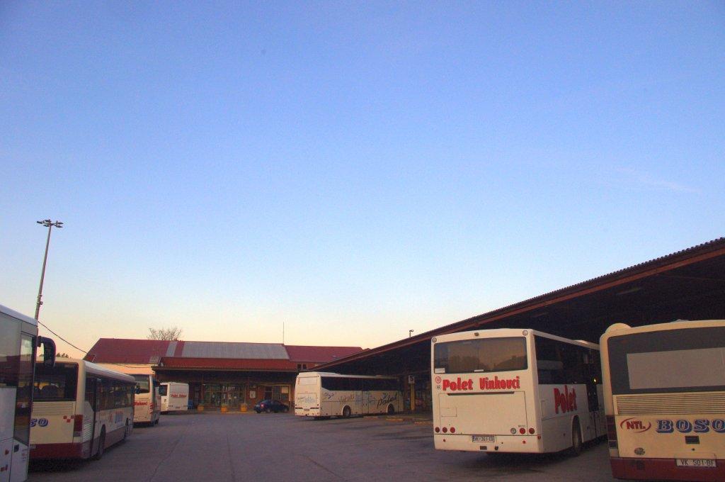 Autobusni Kolodvor Vinkovci Radno Vrijeme Vozni Red Kontakt Telefon