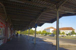 Autobusni kolodvor Vukovar
