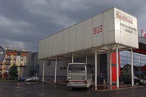 Autobusni kolodvor Križevci
