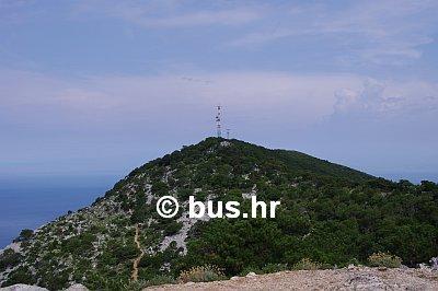 Televrin - najviši vrh otoka Lošinja