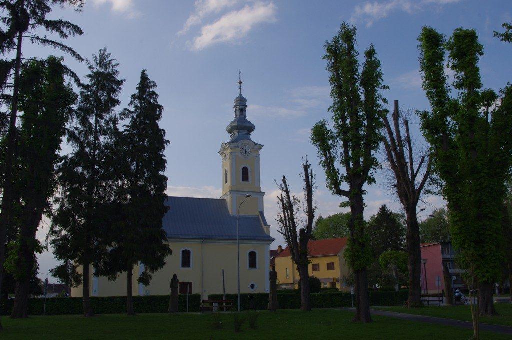 Crkva sv. Josipa u Grubišnom Polju