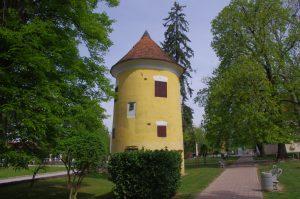 Kula Petra Zrinskog u Vrbovcu