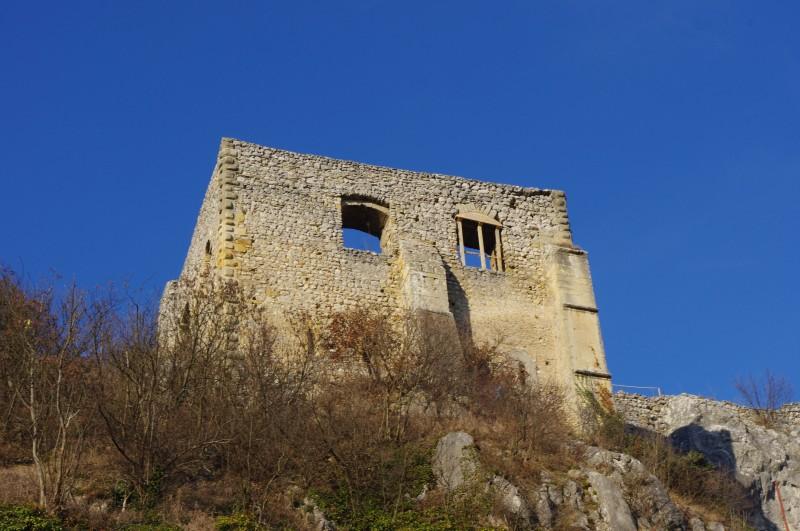 Stari grad Veliki Kalnik - detalj