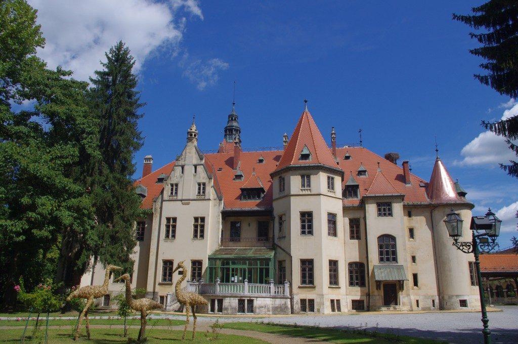 Dvorac Majlath Donji Miholjac