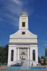 Crkva Svih Svetih Đakovo