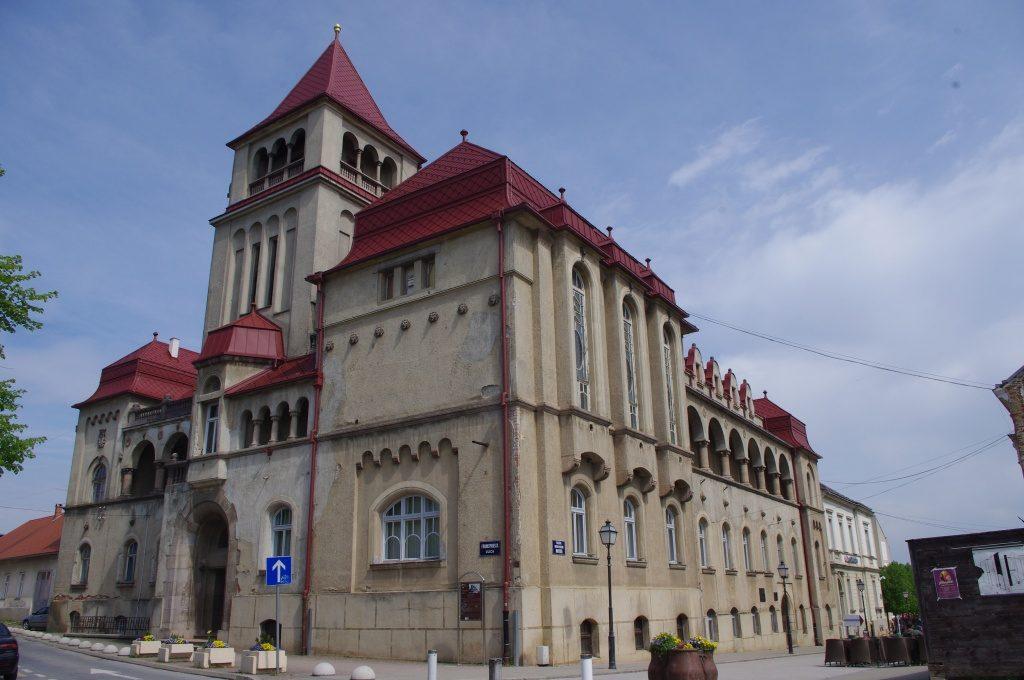 Hrvatski narodni dom Križevci