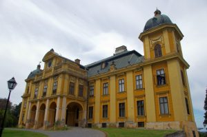 Veliki dvorac Pejačević Našice