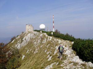 Učka - vrh